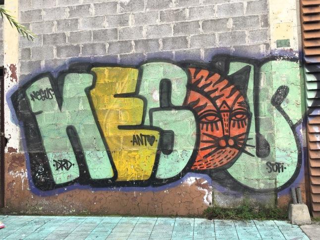Grafiti Artist: Negus