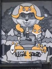 Graffiti Artist: Illegal Squad