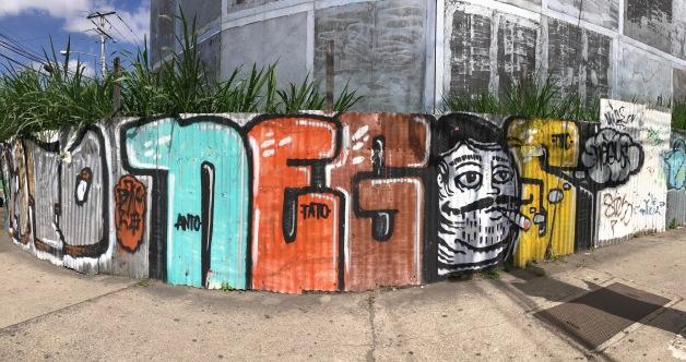 Graffiti Artist: Negus