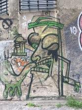 Grafitti Artist: Unknown